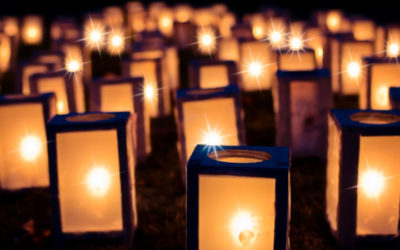 El recuerdo, como una vela, brilla más en Navidad